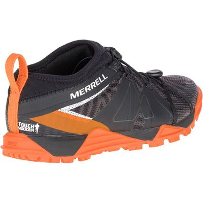 Merrell Avalaunch Tough Mudder Mens Running Shoes - Back