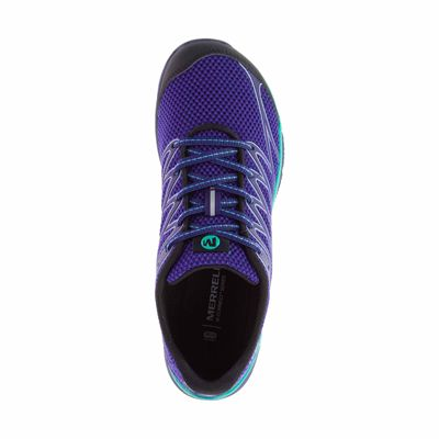 Merrell Bare Access Arc 4 Ladies Running Shoes - Above
