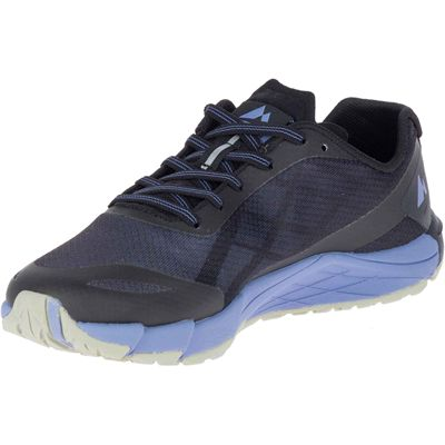 Merrell Bare Access Flex Ladies Running Shoes - Angled2