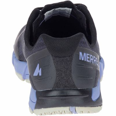 Merrell Bare Access Flex Ladies Running Shoes - Back