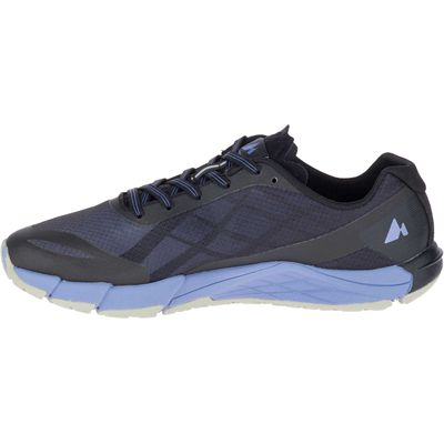 Merrell Bare Access Flex Ladies Running Shoes - Side