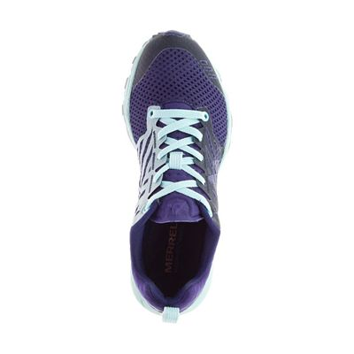 Merrell Dexterity Tough Mudder Ladies Running Shoes - Above