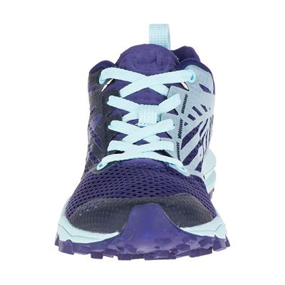 Merrell Dexterity Tough Mudder Ladies Running Shoes - Front
