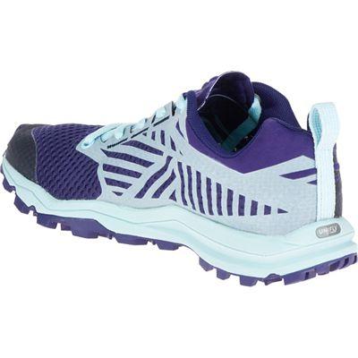 Merrell Dexterity Tough Mudder Ladies Running Shoes - Left