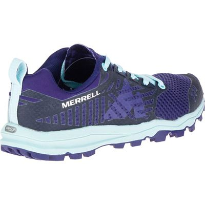 Merrell Dexterity Tough Mudder Ladies Running Shoes - Right