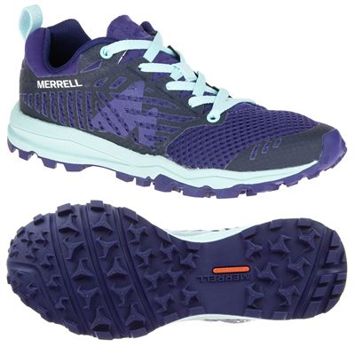 Merrell Dexterity Tough Mudder Ladies Running Shoes