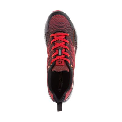 Merrell Trail Crusher Mens Running Shoes - Red - Above
