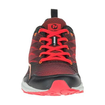 Merrell Trail Crusher Mens Running Shoes - Red - Front