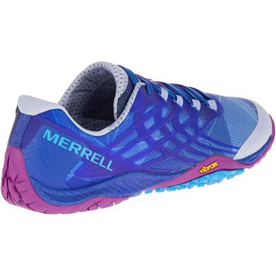 Merrell Trail Glove 4 Ladies Running Shoes - Angled2