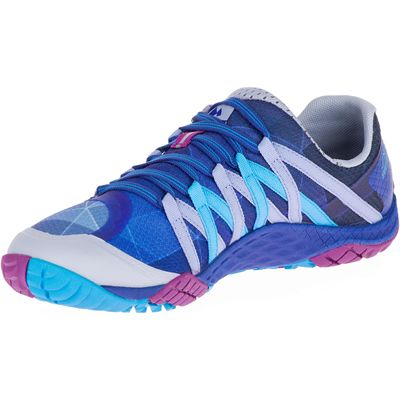 Merrell Trail Glove 4 Ladies Running Shoes - Side