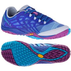 Merrell Trail Glove 4 Ladies Running Shoes AW17