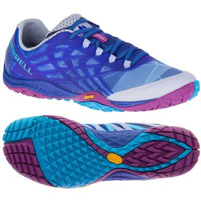 Merrell Trail Glove 4 Ladies Running ShoesMerrell Trail Glove 4 Ladies Running Shoes