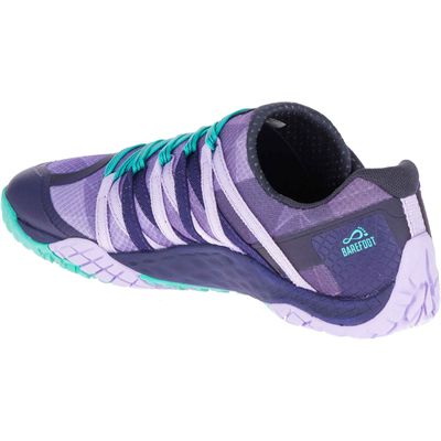 Merrell Trail Glove 4 Ladies Running Shoes SS18 - Angled2