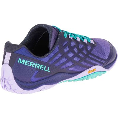 Merrell Trail Glove 4 Ladies Running Shoes SS18 - Angled