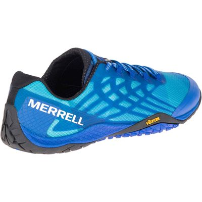 Merrell Trail Glove 4 Mens Running Shoes - Side - Angled
