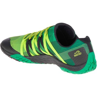 Merrell Trail Glove 4 Mens Running Shoes SS18 - Angled2