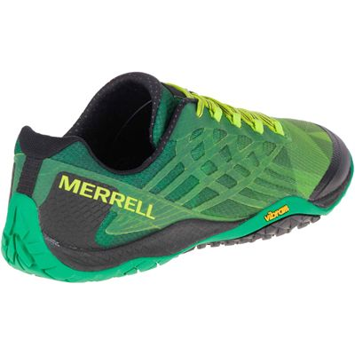 Merrell Trail Glove 4 Mens Running Shoes SS18 - Angled