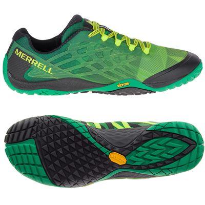 Merrell Trail Glove 4 Mens Running Shoes SS18