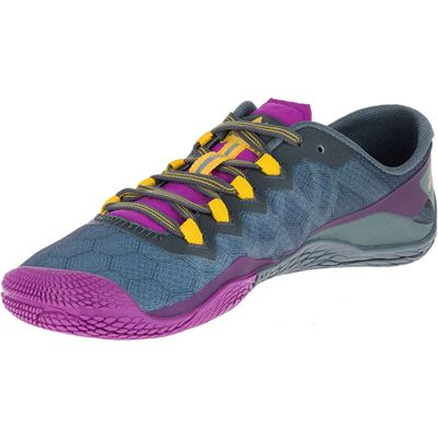 Merrell Vapor Glove 3 Ladies Running Shoes - Angle