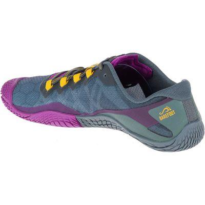 Merrell Vapor Glove 3 Ladies Running Shoes - Angled2