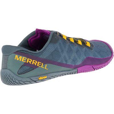 Merrell Vapor Glove 3 Ladies Running Shoes - Back