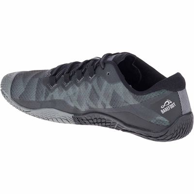 Merrell Vapor Glove 3 Ladies Running Shoes SS18 - Angled2