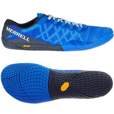 finest selection 91718 93ec6 Merrell Vapor Glove 3 Mens Running Shoes SS18