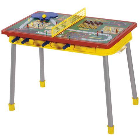 Mightymast Dribbling Plus Multi-Games Table