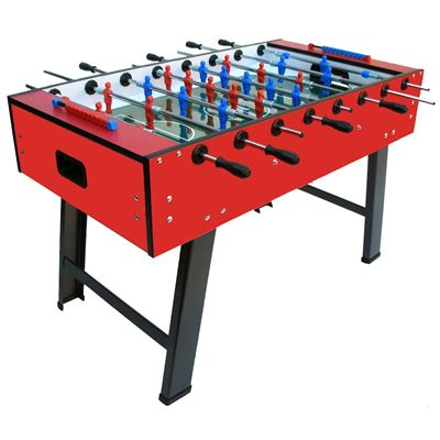 Mightymast Smile Football Table - Red