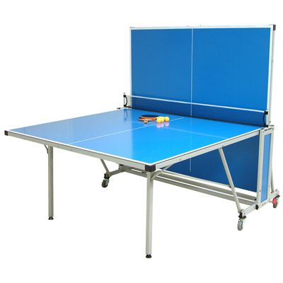 Mightymast Team Extreme Outdoor Table Tennis Table - Playback View