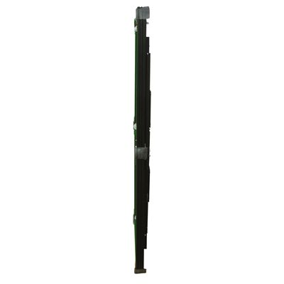 Mightymast 6ft Crucible 2 in 1 Snooker and Pool Table Side View
