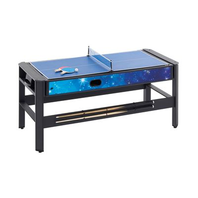 Mightymast 6ft Pentagon 5-in-1 Multigames Table - 1