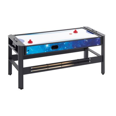 Mightymast 6ft Pentagon 5-in-1 Multigames Table - 2