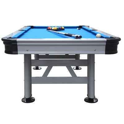 Mightymast 7ft Astral Outdoor American Pool Table - Front