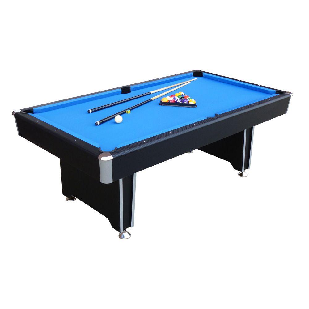 7 ft poker table