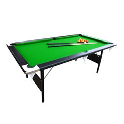 Mightymast 7ft Hustler Foldup Pool Table