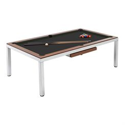 Mightymast 8ft Cube Slate Pool Table