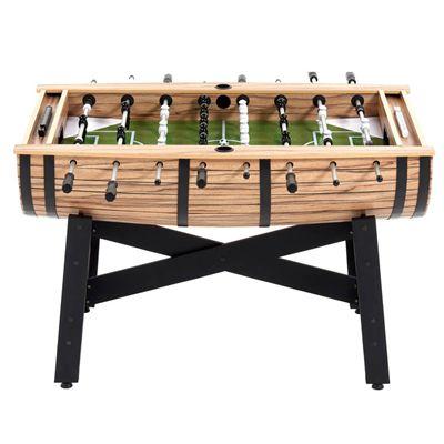 Mightymast Barrel Football Table - Side