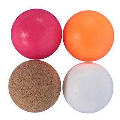 Mightymast Flamingo Football Table - Grey - Balls