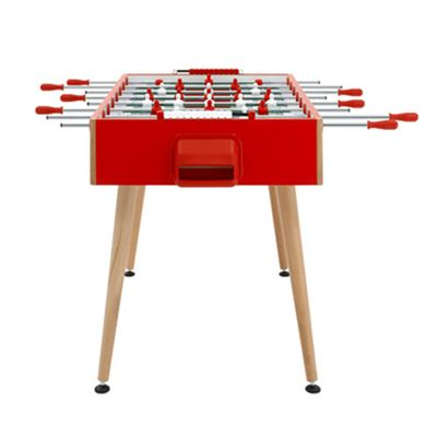 Mightymast Flamingo Football Table - Red - Front