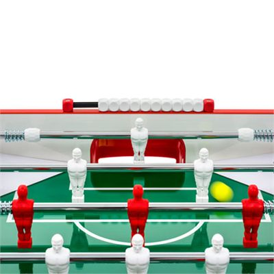 Mightymast Flamingo Football Table - Red - Zoom