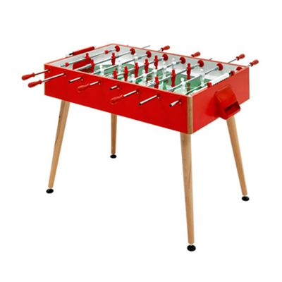 Mightymast Flamingo Football Table - Red