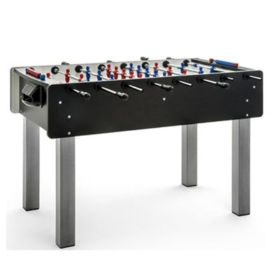 Mightymast Match Football Table - Angled