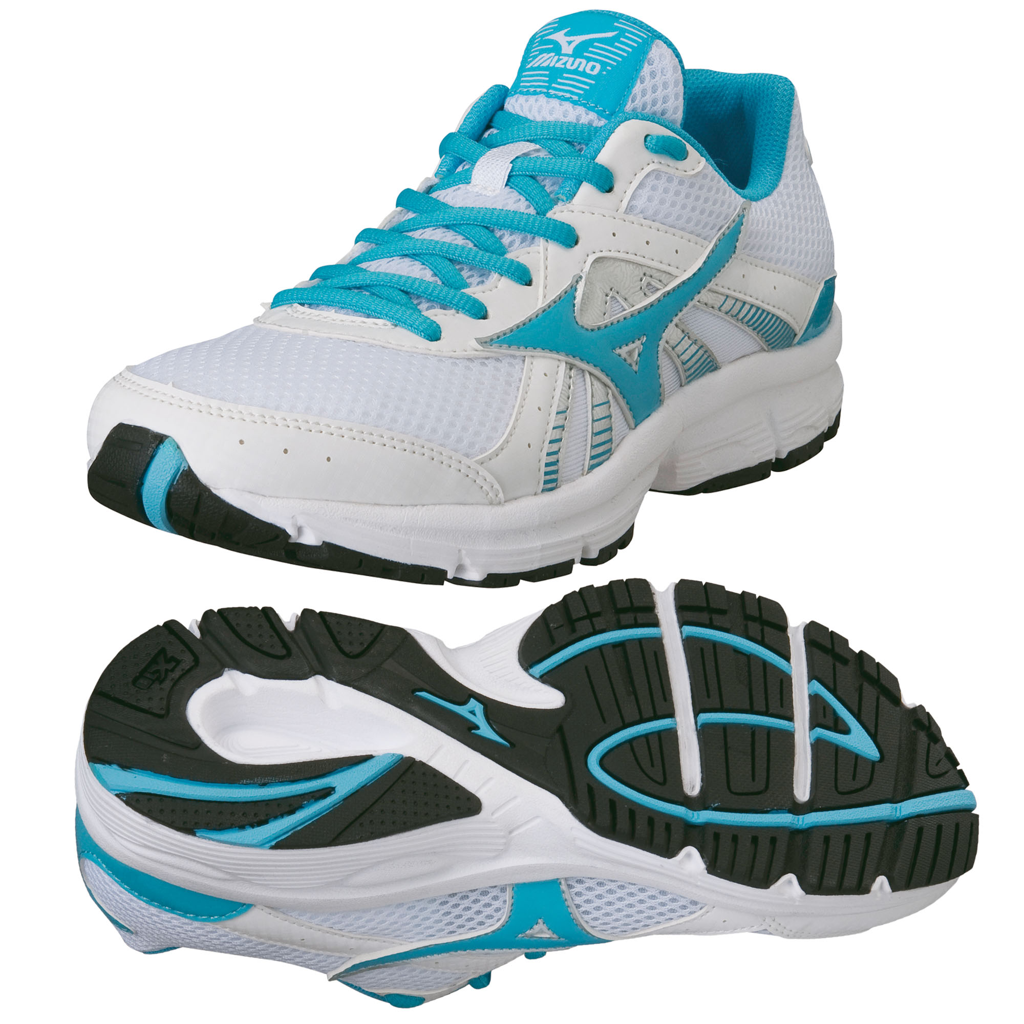 Mizuno Crusader 8 Ladies Running Shoes SS14 - 4 UK