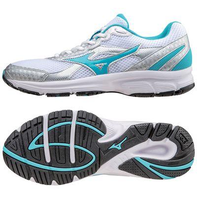 Mizuno Crusader 9 Ladies Running Shoes AW15