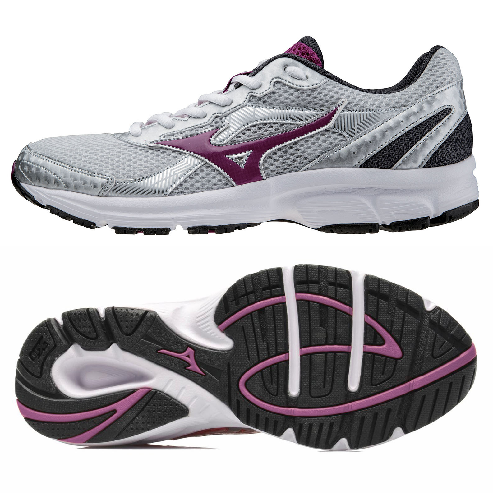 Mizuno Crusader 9 Ladies Running Shoes SS15 - 4 UK