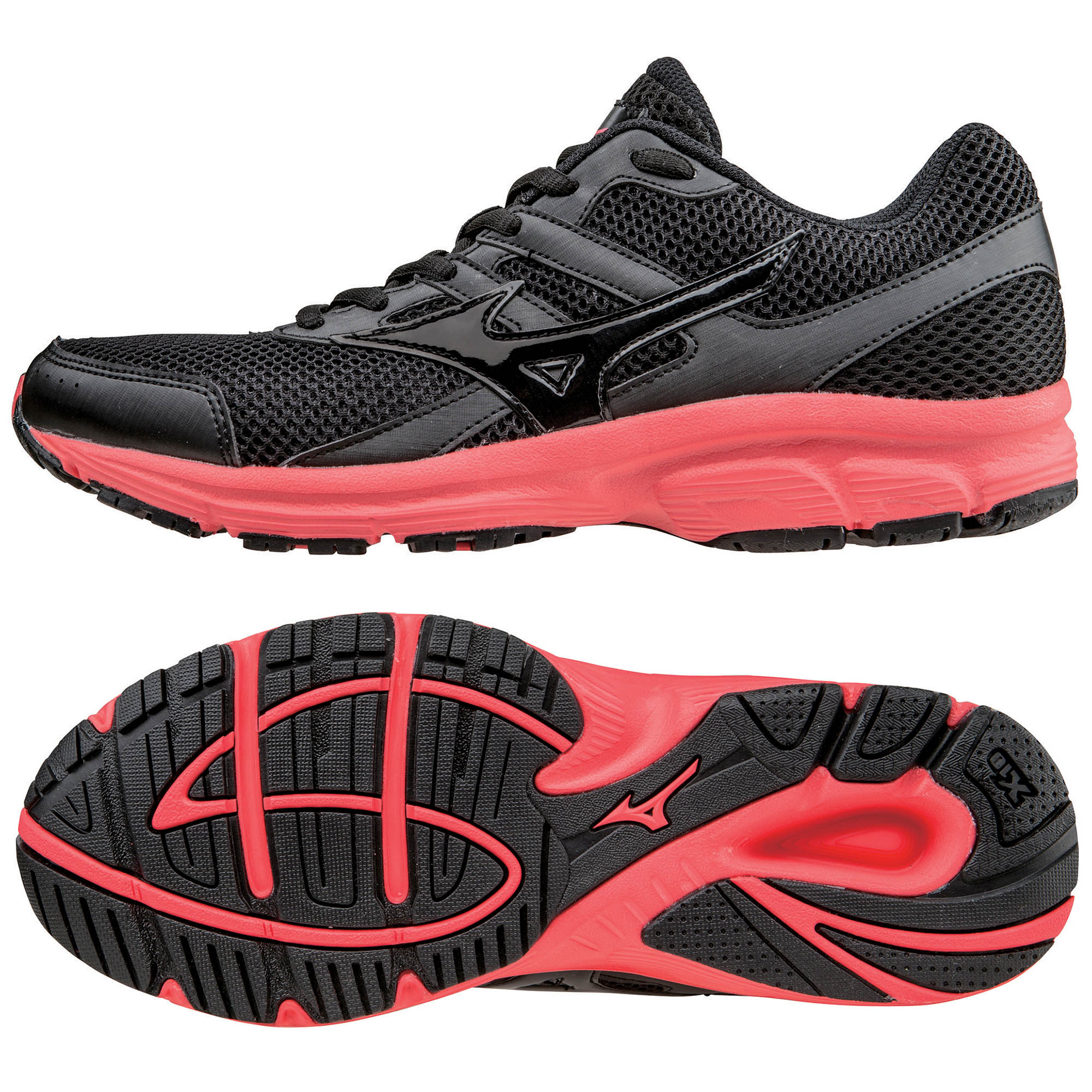 Mizuno Spark Ladies Running Shoes - 4 UK