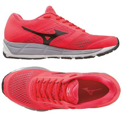 Mizuno Synchro MX Ladies Running Shoes Alternative View
