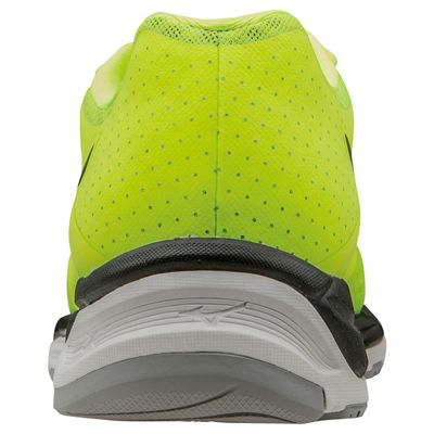 Mizuno Synchro MX Mens Running Shoes - Green / Back