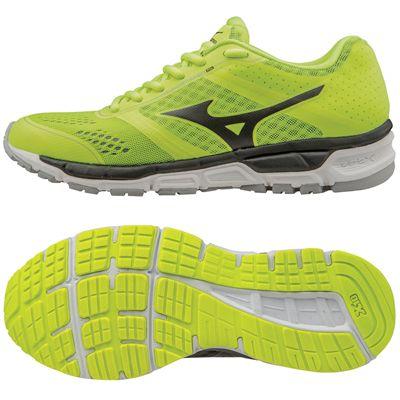 Mizuno Synchro MX Mens Running Shoes - Green